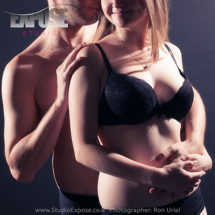 זוגות - צילומי ארוטיקה עירום וסקס בסטודיו אקספוז