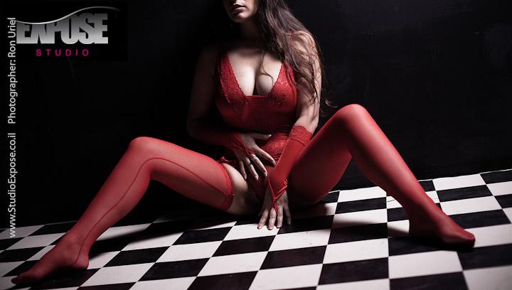 ארוטיקה מרומזת - צילום סקסי