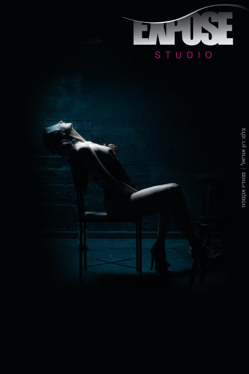 ארוטיקה ופנטזיה בצילום עירום נשי. צלם: רון אוריאל
